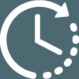 time-left-white