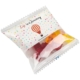 clear jelly gum sweet bag