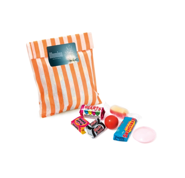 small retro sweet bag