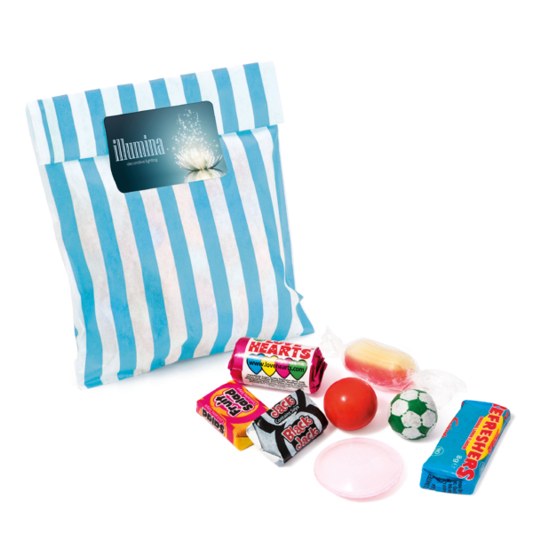 small retro sweet bag