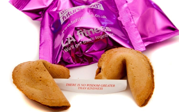 mixed proverb fortune cookies