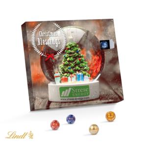 advent calendar mini choco in a box