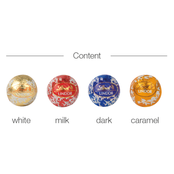 lindt assorted chocolate balls