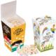 popcorn in a box